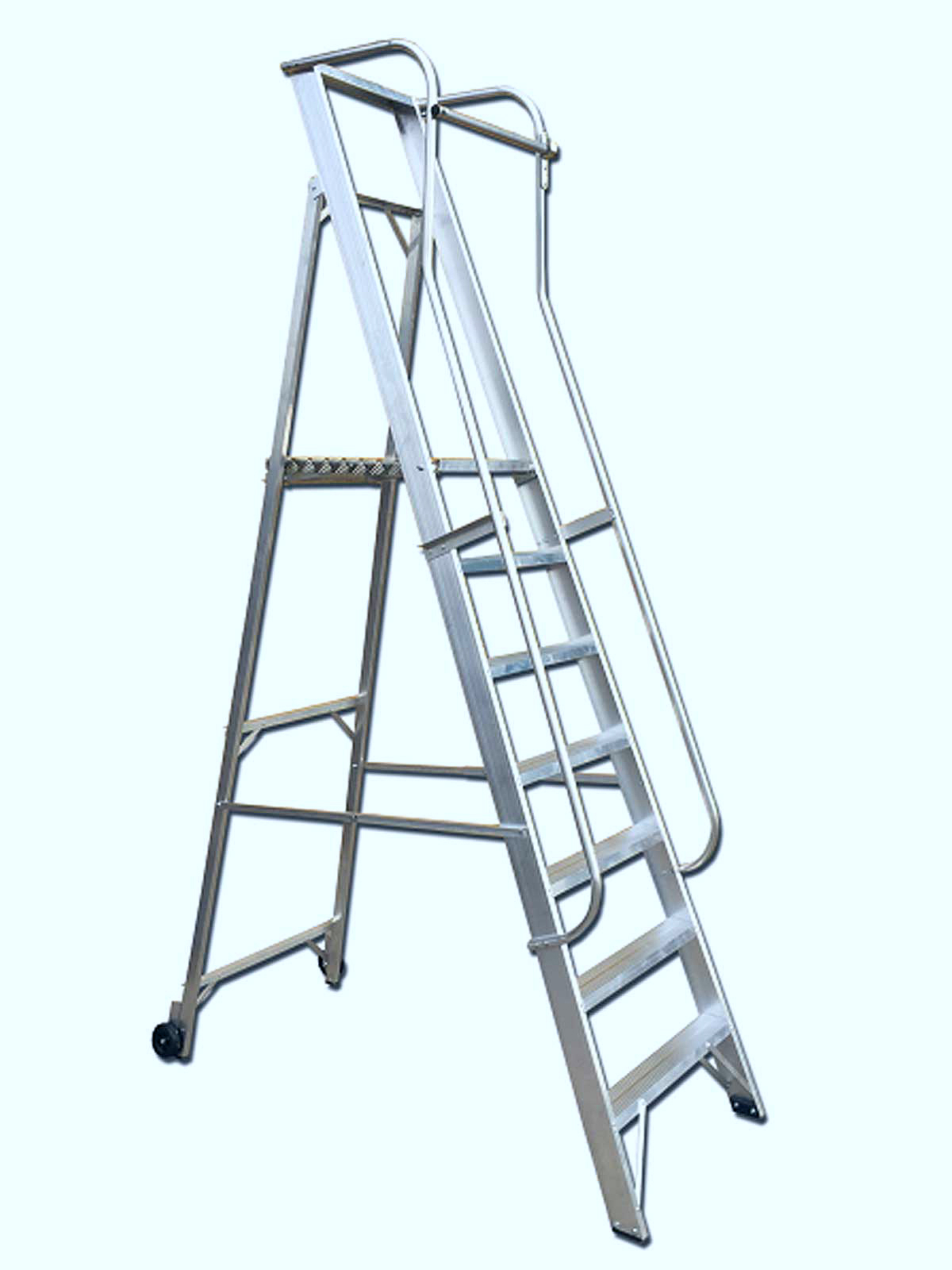 Step Ladder Safety