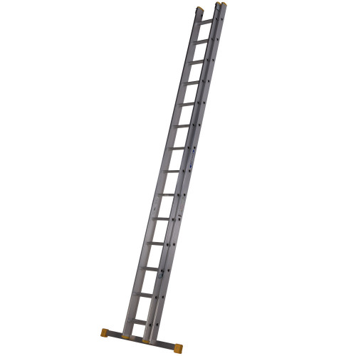 WERNER Double 4.1m Professional Ladder