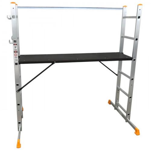 Multi-Use Scaffold & Ladder System