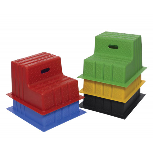 Lightweight Moulded 2 Tread Step