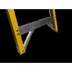 Professional 5 Tread Fibreglass Swingback Step