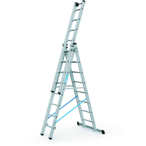 Zarges 2.45m Industrial Skymaster Combination Ladder