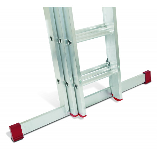 Lyte Triple 2.7m DIY Aluminium Ladder
