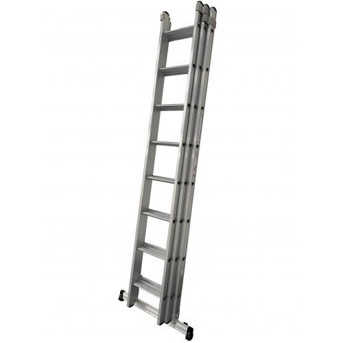 Murdoch DMax Triple 8 rung Professional Ladder
