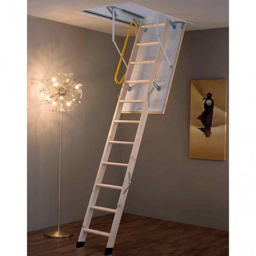 Envirofold Wooden Loft Ladder