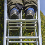 3 Tread Platform Tripod Ladder