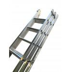 LFI-PRo Triple 2.5m Professional EN131 Ladder