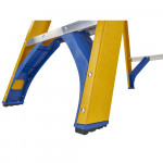 Werner 8 Tread Fibreglass Platform Step