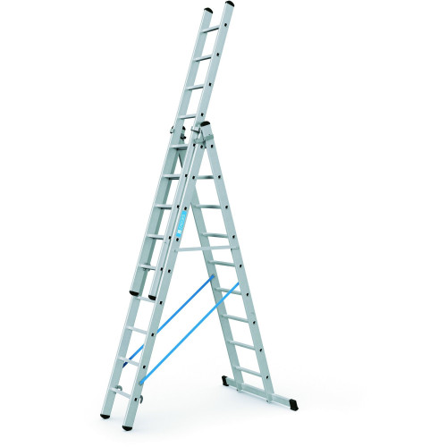 Zarges Skymaster Trade Combination Ladder 2.7m