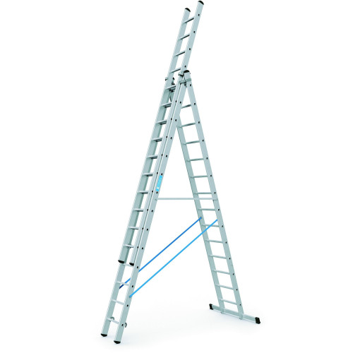 Zarges Skymaster Trade Combination Ladder 4.1m