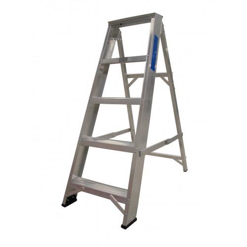5 Tread Industrial Alloy Builders Steps