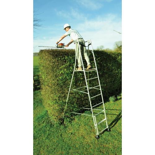 Garden Work Platforms