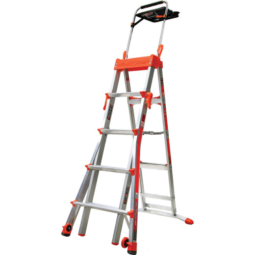 "Little Giant ""Select Step"" Telescopic Platform Step"