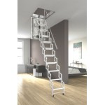 Motora Electric Loft Ladder 9 Tread (2.5m)