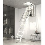 Motora Electric Loft Ladder 13 Tread (3.50m)