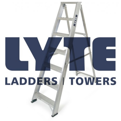 LYTE Industrial Builders Steps