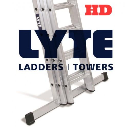 LYTE Heavy-Duty Professional Ladders