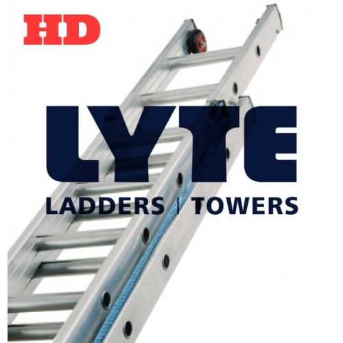 LYTE Professional Rope Operated Ladders