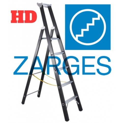 Zarges Extra Heavy Duty Steps