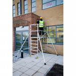 Youngman Minimax Alloy Tower 3.7m working height (Outside Use)