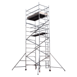 MLC Double Width 13.7m Working Height Tower