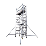 MLC Single Width 8.7m Working Height Tower