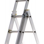 Zarges Eurostar 9 rung Combination Ladder