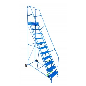 11 Tread Industrial Mobile Safety Step