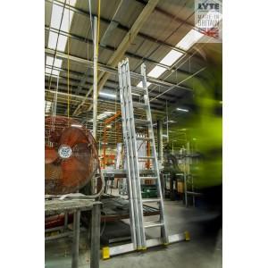 Lyte ProLyte Triple 2.2m Professional EN131 Ladder