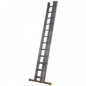 WERNER Triple 3.5m Professional Ladder