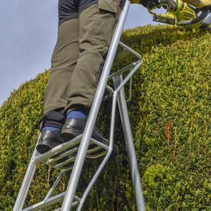 5 Tread Platform Tripod Ladder