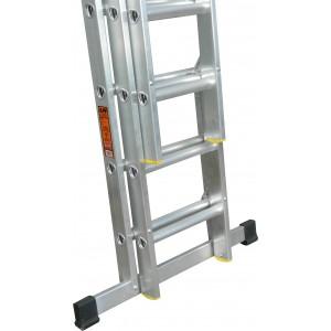 LFI-PRo Double 3.5m Professional EN131 Ladder