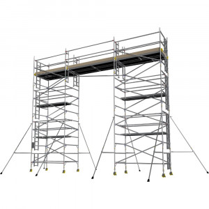 BoSS End Linked Bridging Tower 7.2m Working Height