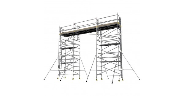 Boss End Linked Bridging Tower 6 7m Working Height