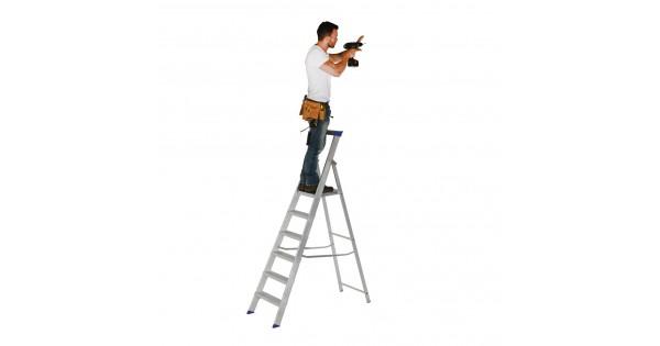 Step Ladders Aluminium
