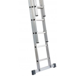 YOUNGMAN Triple 3.66m Professional Trade 200 Ladder