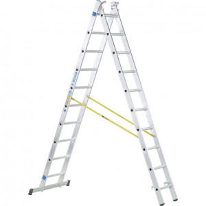 Zarges Combimaster DX Double 3.5m Ladder