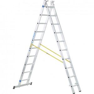 Zarges Combimaster DX Double 4.1m Ladder