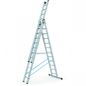 Zarges 3.55m Industrial Skymaster Combination Ladder