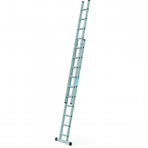 ZARGES Double 3.0m Professional Trade Ladder