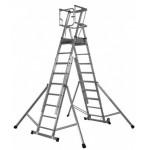"Youngman ""Teleguard"" 7-9 tread  telescopic podium step"