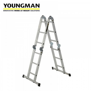 Youngman Multi-Purpose folding ladder