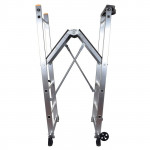 Folding Aluminium Workstation