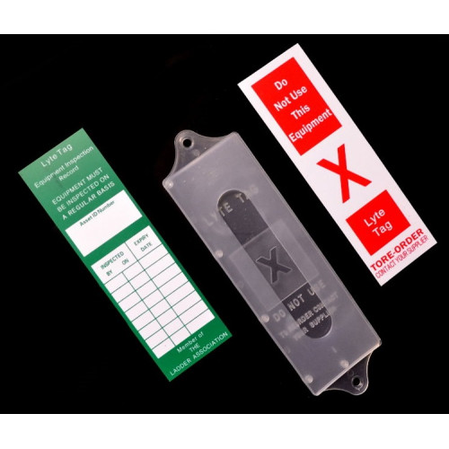 Multi-Pack 10 Inspection Tags