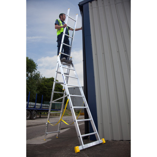 Werner X4 Combination Ladders