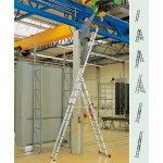 Zarges 4.15m Industrial Skymaster Combination Ladder