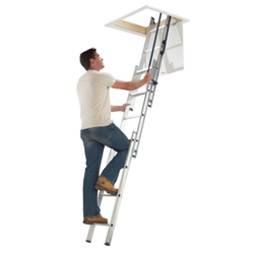 Abru Easystow Spring Assisted Loft Ladder