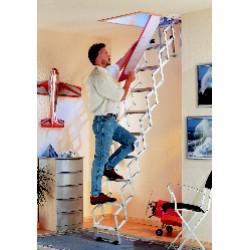 Concertina Loft Ladders