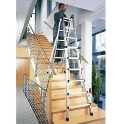 Zarges Waku Professional Telescopic Ladders