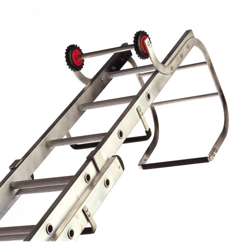 """LYTE"" Double extending Roof Ladders"